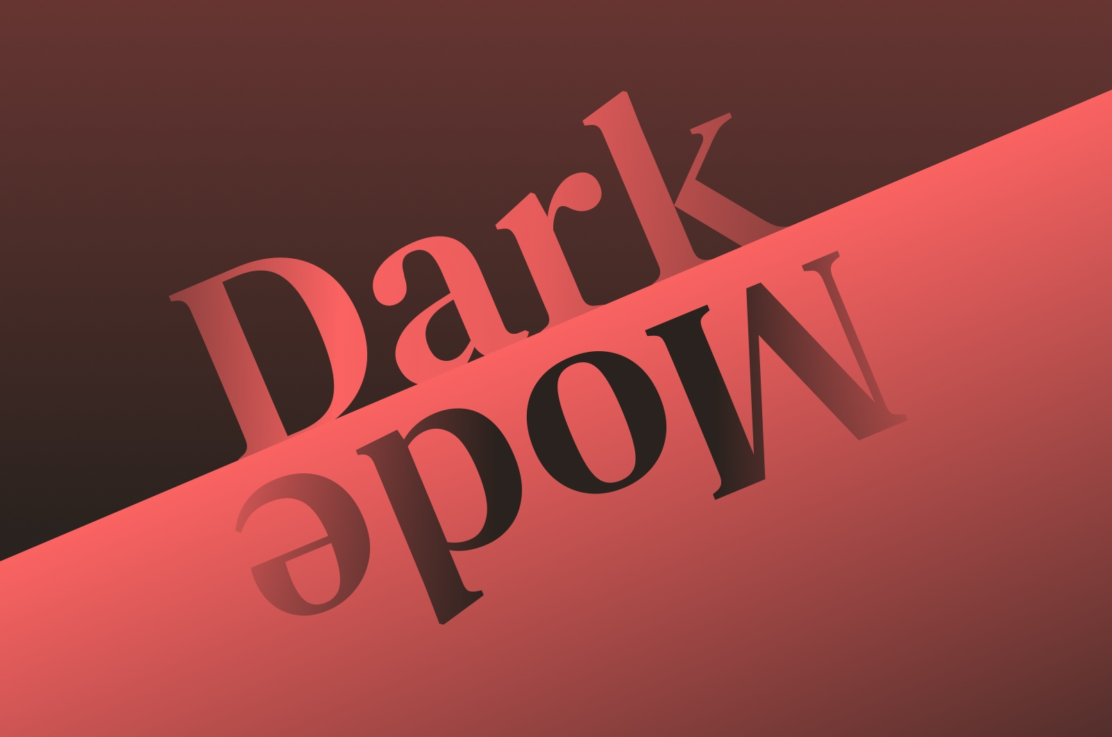 Reflections on dark mode   Andrew Denty